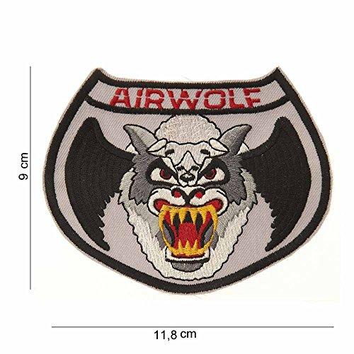 VAN OS Emblem aus Stoff Aufnäher Airwolf