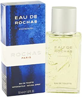 Rochas Eau De Rochas 1.7 oz Eau De Toilette Spray For Men