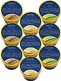 グレーテル菓子店 アイスクリーム 詰め合わせ ジャージーバニラ チョコレート 抹茶 120ml×9個(各3個)