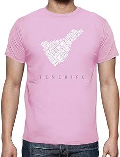 latostadora - Camiseta Tenerife - Color para Hombre