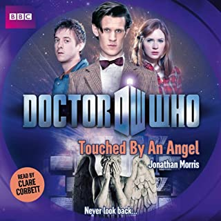 Doctor Who: Touched by an Angel audiobook cover art