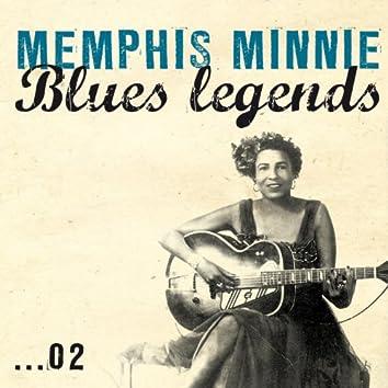 Blues Legends: Memphis Minnie, Vol. 2