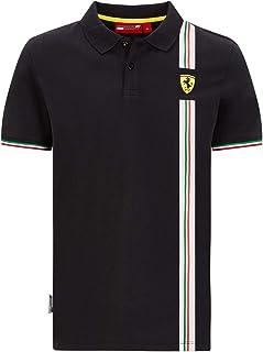 Ferrari mens Team Polo