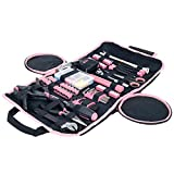 Household Hand Tools, 86 Piece Tool Set With Roll-Up Bag by Stalwart,