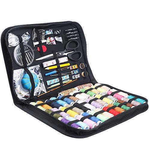 mreechan Kit de costura,Kit de costura con 183 piezas
