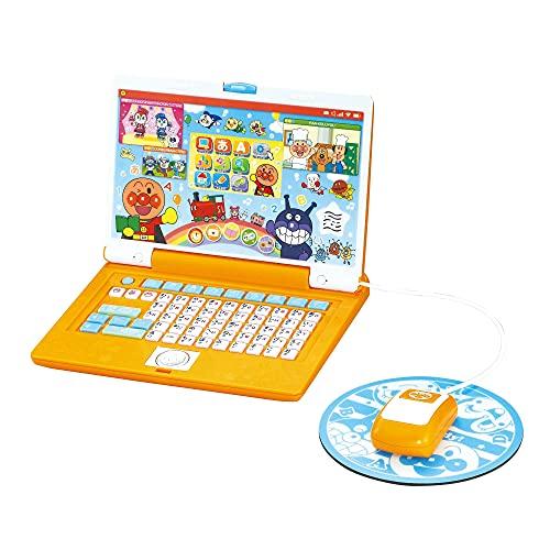 アンパンマン あそんでまなべる! マウスでクリック! アンパンマンパソコン