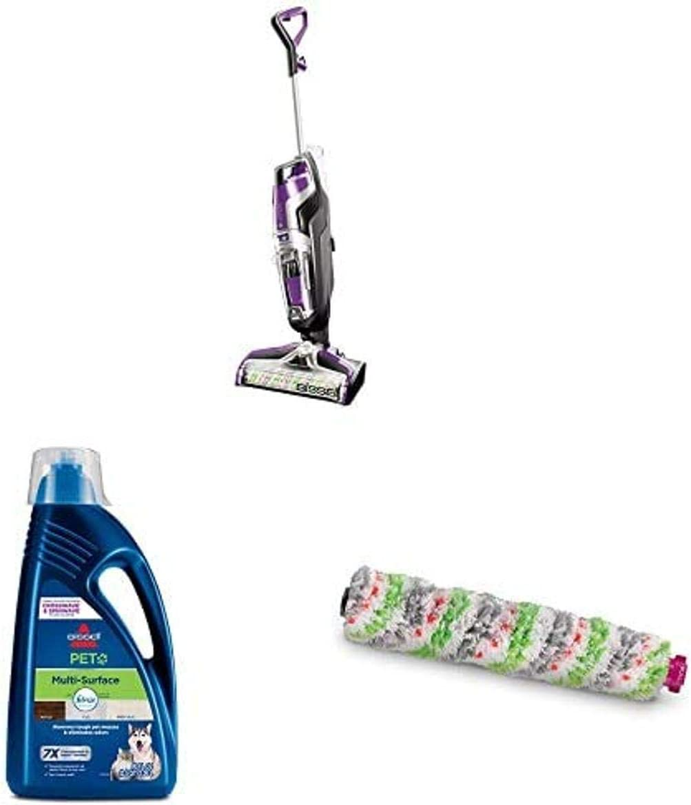 Popular standard BISSELL Crosswave Pet Pro All in 230 Wet Dry One Cleaner Vacuum Great interest