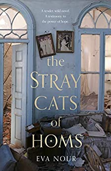 The Stray Cats of Homs: The unforgettable, heart-breaking novel inspired by extraordinary true events by [Eva Nour, Agnes Broomé]