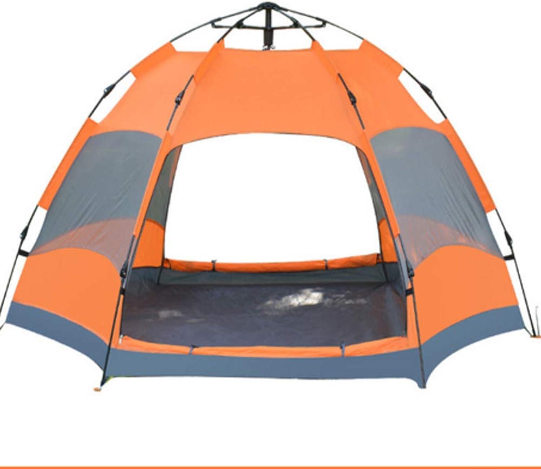 tienda de bajo costo NCBH Cochepas para 3-4 Personas para Acampar Acampar Acampar Instalación instantánea Cochepa de Doble Capa Impermeable 4 Estaciones Senderismo con Viaje  envío gratis