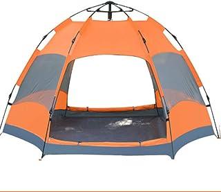 Artículos educativos CC-tent Equipo de Viaje para Acampar de la Familia Doble a Prueba de Lluvia Protección a Prueba de Lluvia y UV