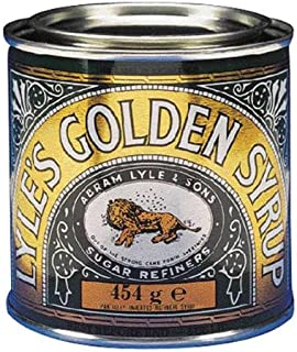 Lyle`s Golden Syrup Tin 12 x 454g