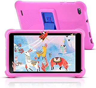 qunyiCO Tablet da 7 pollici per bambini 32GB Android 10.0 GO WiFi fotocamera 2GB RAM HD Touch Screen 1024 * 600 custodia a...
