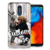 Design Your Own LG Stylo 4 Case, Personalized Photo Phone case for LG Stylo 4 Plus/Stylo 4 / Perfect Valentine Day Gift Custom Case