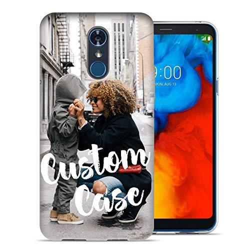 MUNDAZE Design Your Own LG Stylo 4 Case, Personalized Photo Phone case...