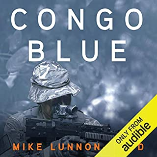 Congo Blue cover art