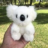 5' Plush Koala Bear Simulation Stuffed Animal Toy Doll White