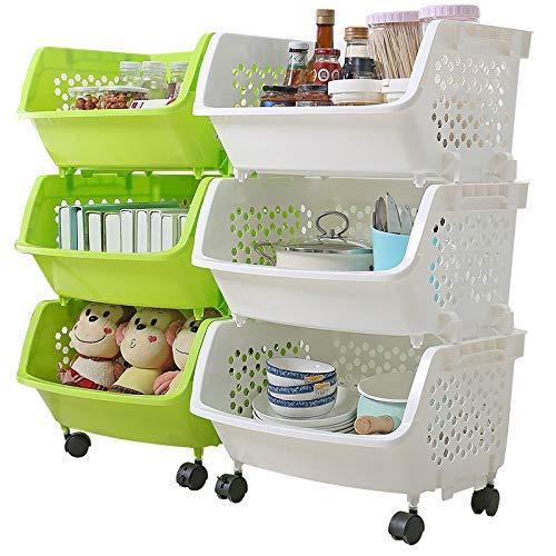 Rangement Fruits Et Légumes: Storage Bins For Vegetables And Fruits: Amazon.com