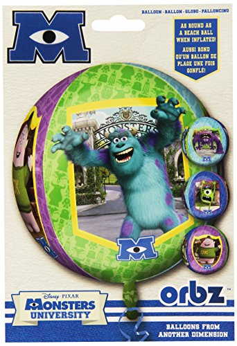 Disney Amscan 15Zoll/38cm Orbz Monster Universität Folienballon