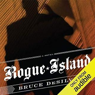 Rogue Island audiobook cover art