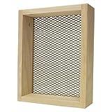 Pete Rickard Rickards Deluxe Sifter 7'x9' - 1/4' mesh Wood Frame