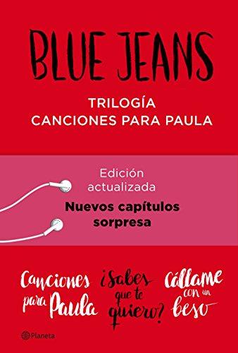 Trilogía Canciones para Paula (pack) eBook: Blue Jeans: Amazon.es: Tienda Kindle