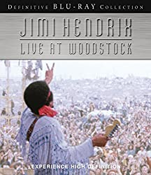 Jimi Hendrix-Live at Woodstock [(Definitive Collection)]