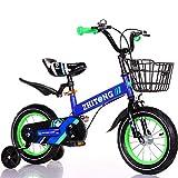 Niño Bicicleta Neumático Resplandor, Niños Muchachas niños niños Bicicleta...