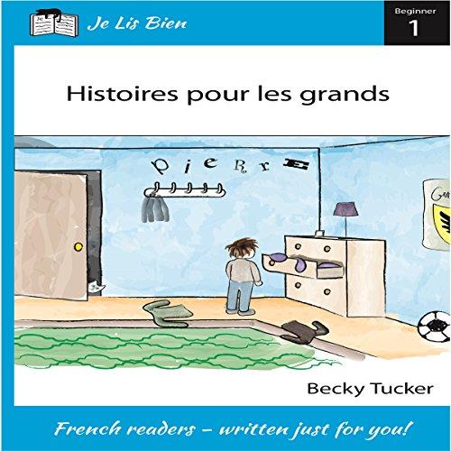 Couverture de Histoires pour les grands, Volume 1