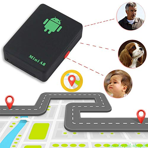 Aoile Mini A8 GPS Tracker Locator Car Kid Global Tracking Device Anti-Theft Outdoor Safety Equipment