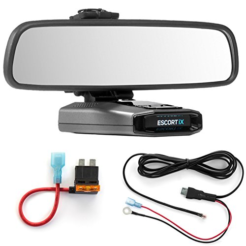 Find Bargain Radar Mount Mirror Mount + Direct Wire Power Cord + ATO Fuse Tap Escort IX EX Max360C (...