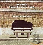 Brahms: Klavierquartette Nr. 1 & 3 - Nash Ensemble