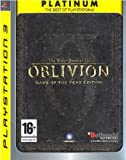 Oblivion: Platinum (The Best of PlayStation 3) - Game of the Year Edition