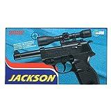 Schrödel - 2052544 - Jackson avec Viseur 13 Coups - Jouet Pistolet