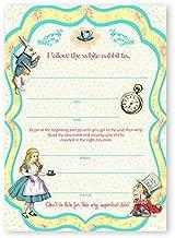 Best alice wonderland invitations Reviews