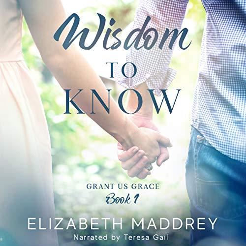 Wisdom to Know audiobook cover art
