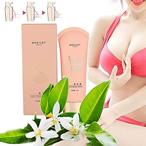70g Crema per l'aumento del seno, Crema rassodante per il seno, Crema rassodante per l'ingrandimento del seno delle donne per la bellezza della forma del corpo (1PC)