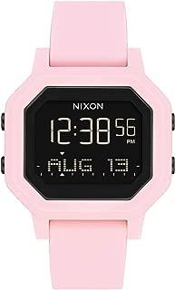 Nixon Siren Womens Watch One Size Pale Pink