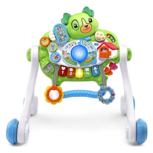 LeapFrog Scout's 3-in-1 Get Up and Go Walker (Frustration Free Packaging)