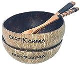 Coconut bowl pack 2 bols en noix de coco...
