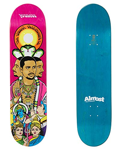 Almost Skateboard Deck Enlightenment R7 8.0