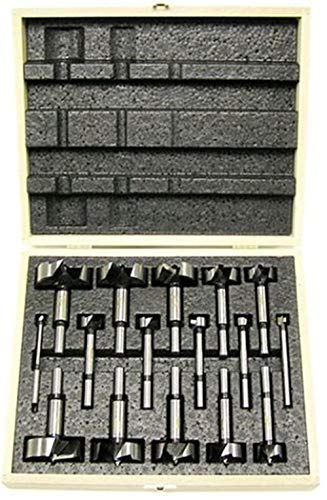 Product Image of the Freud FB-100 16PC Diablo Forstner Drill Bit Set