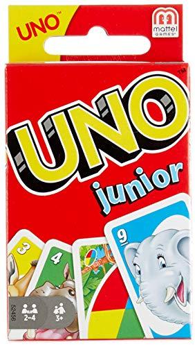 Mattel Games Mattel Games 52456 UNO Junior Bild
