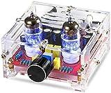 Preamplificador HiFi Vacuum Tube Preamplificador estéreo Mini clase A para amplificador de potencia
