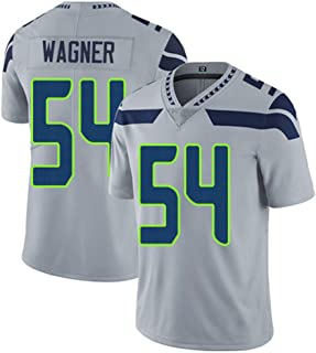 VF LSG Seattle Seahawks #54 Bobby Wagner Gray Limited Game Jersey for Men Women Youth