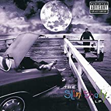 Lost Posters Album Cover Poster Thick Eminem: The Slim Shady LP Music 2018 giclee Record LP Reprint #`d/100!! 12x12