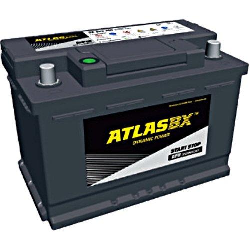 ATLASBX ( アトラス ) 国産車バッテリー アイドリングストップ車用 [ EFB Technology ]S-95(D26L)