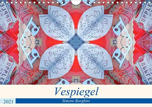 Vespiegel (Wandkalender 2021 DIN A4 quer)