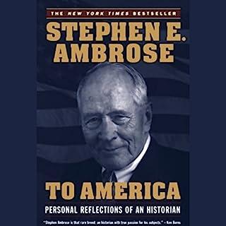 To America audiobook cover art
