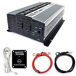 Best Power Inverter for Campervan Electrical – VanSage com
