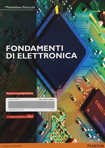 Fondamenti di elettronica. Con eText. Con espansione online